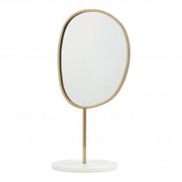 Miroir Marbre sur pied
