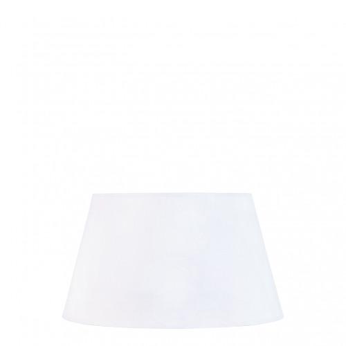 Abat-jour conique blanc - Diam. 35 cm