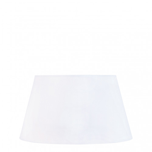 Abat-jour conique blanc - Diam. 40 cm