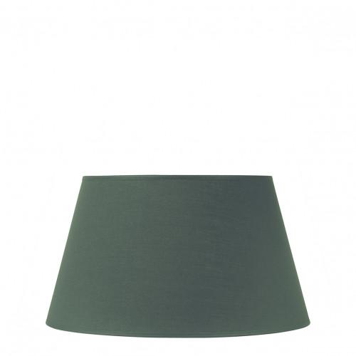 Abat-jour conique émeraude - Diam. 40 cm