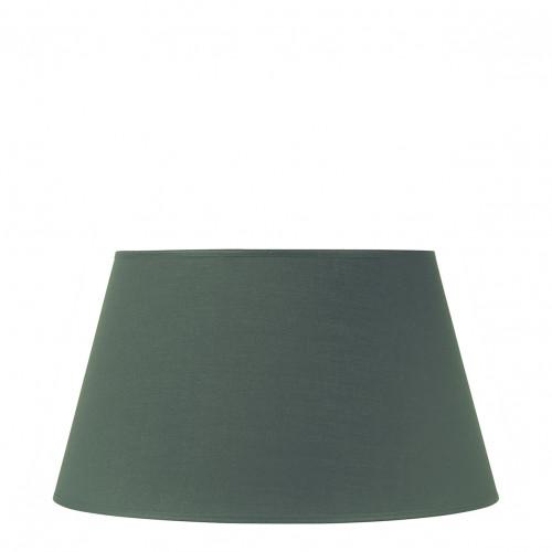Abat-jour conique émeraude - Diam. 45 cm
