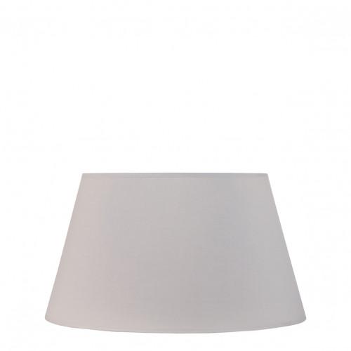 Abat-jour conique perle - Diam. 40 cm