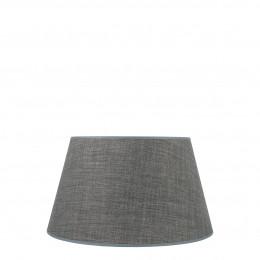 Abat-jour conique taupe - Diam. 35 cm