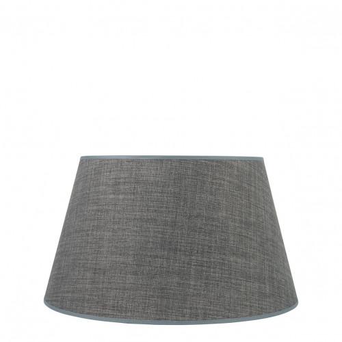 Abat-jour conique taupe - Diam. 40 cm