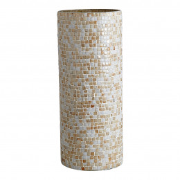 Vase ADRIANNE naturel - Grand modèle