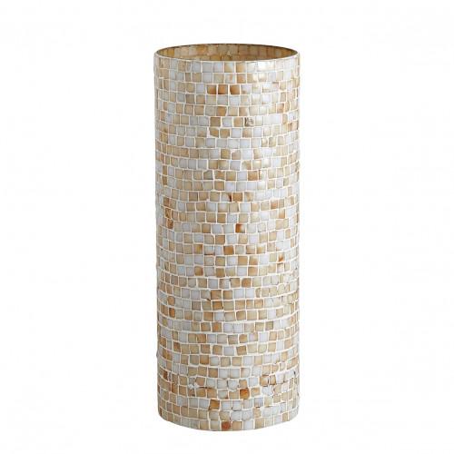 Vase ADRIANNE naturel - Petit modèle